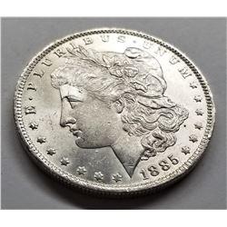 1885-O MS65 Morgan Silver Dollar