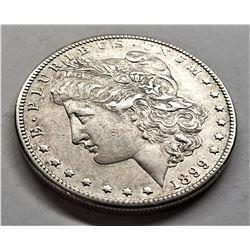 1899-S XF/AU Morgan Silver Dollar