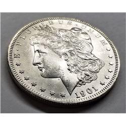 1901-O MS64+ Morgan Silver Dollar