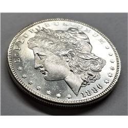 1886-P MS64 PL Morgan Silver Dollar