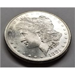 1881-S MS64+ Morgan Silver Dollar