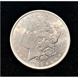 1900-P SILVER MORGAN DOLLAR