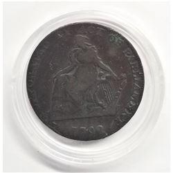 D&H Camac Kyan & Camac 1/2 Penny