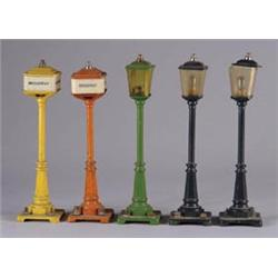 Lionel Street Lamps