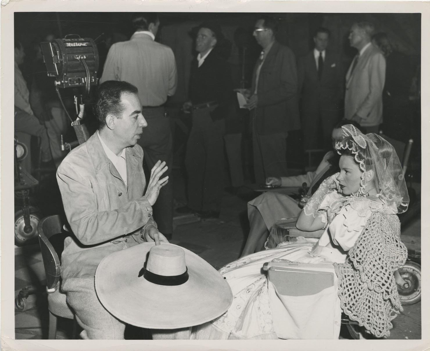 Judy Garland (13) vintage photographs in Vincente Minnelli