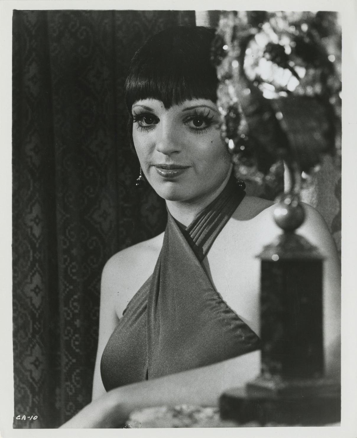Liza Minnelli (40+) photographs from Cabaret