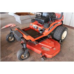 "2006 KUBOTA ZD28F72P Lawn Mower, VIN/SN:61626 -:- zero turn, 72"" deck, roll bar, 961 hours"