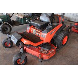 2007 KUBOTA ZD326S Lawn Mower; VIN/SN:11877 -:- zero turn, 60'' deck, roll bar, 888 hours