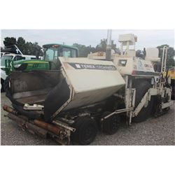 2007 CEADARAPIDS CR352L Asphalt Paver; VIN/SN:60496 -:- 9' - 16' screed, Cummins diesel, 4,361 hours