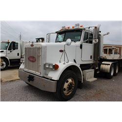 2007 PETERBILT 378 Truck; Tractor; VIN/SN:1XPFDB0X27N736280 -:- T/A, 475 HP Cat C15 engine, Eaton au