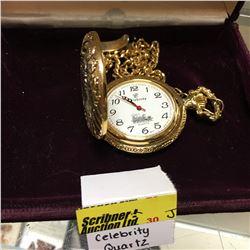 "Pocket Watch ""Celebrity Quartz"""