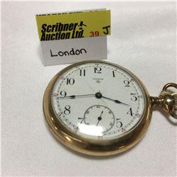 "Pocket Watch ""London"""