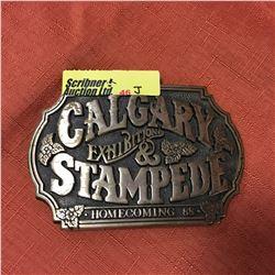 Belt Buckle: Calgary Stampede Homecoming 88