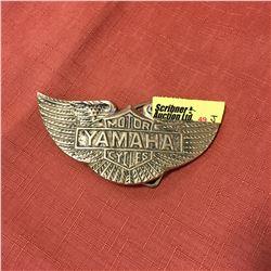 Belt Buckle: Yamaha Motorcycles