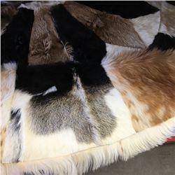 Fur Rug (Round)