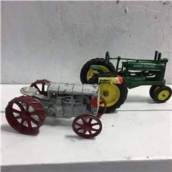 Die Cast Tractors (2): Fordson & John Deere