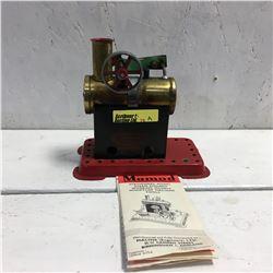 Mamod Steam Engine Toy