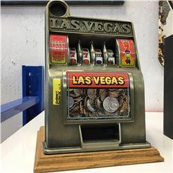 Las Vegas Slot Machine Bank
