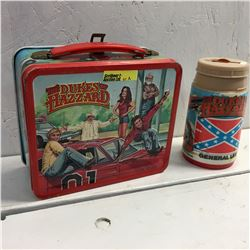 Dukes of Hazzard Lunch Kit w/Thermos!
