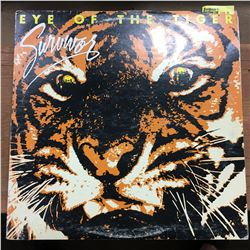 Record Album: Eye of the Tiger - Survivor