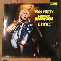 Record Album: Pack Up the Plantation Live - Tom Petty & The Heartbreakers