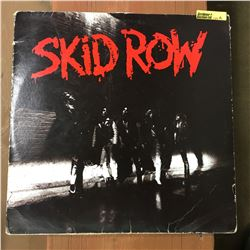 Record Album: Skid Row - Skid Row
