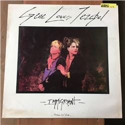 Record Album: Immigrant - Gene Loves Jezebel