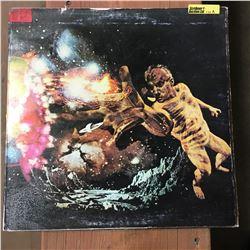 Record Album: Santana - Santana
