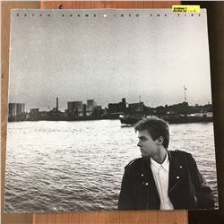 Record Album: Into the Fire - Bryan Adams