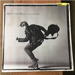 Record Album: Cuts Like a Knife - Bryan Adams