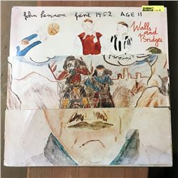 Record Album: Walls & Bridges - John Lennon