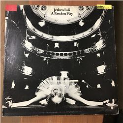 Record Album: A Passion Play - Jethro Tull