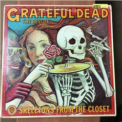 Record Album: Skeletons From the Closet - Grateful Dead