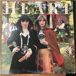 Record Album: Little Queen - Heart