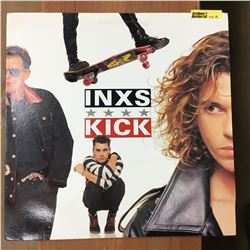 Record Album: Kick - INXS