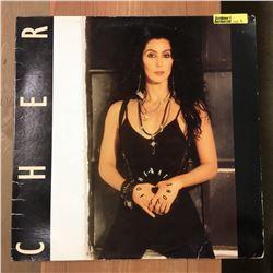 Record Album: Heart of Stone - CHER
