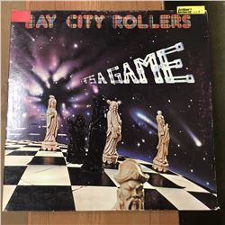 Record Album: It's A Game - Bay City Rollers