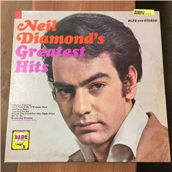 Record Album: Neil Diamond Greatest Hits - Neil Diamond