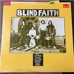 Record Album: Blind Faith - Blind Faith