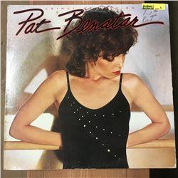 Record Album: Crimes of Passion - Pat Benetar
