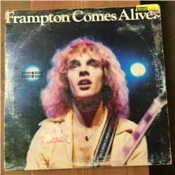 Record Album: Frampton Comes Alive - Peter Frampton