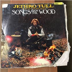 Record Album: Songs From the Wood - Jethro Tull