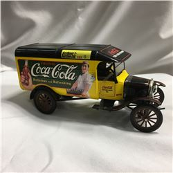 "Diecast Model : |Drink Coca-Cola"" Ford Model T Panel Truck"