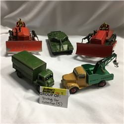 Dinky Car Collection (5)