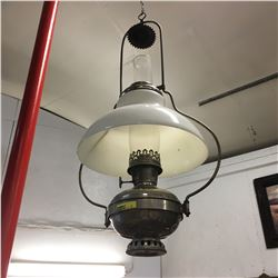 Hanging Aladdin Parlor Lamp