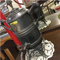 "Silver Coffee Urn ""Meriden"" 1931"