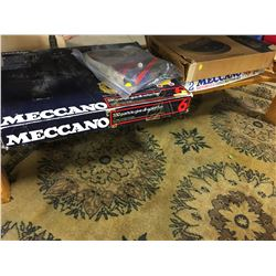 Meccano Sets & Forty Five Board Game