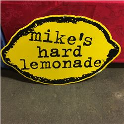 """Mike's Hard Lemonade"" Store Display Cardboard"