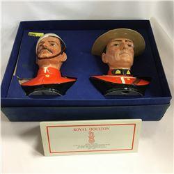 Royal Doulton (The Royal Canadian Mounted Police Centennial Commemorative Busts 1873-1973) Guarantee