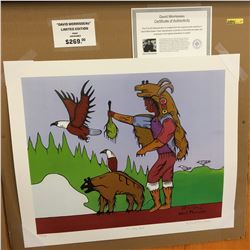 """Limited Edition Print: """"The Bear Claw"""""""